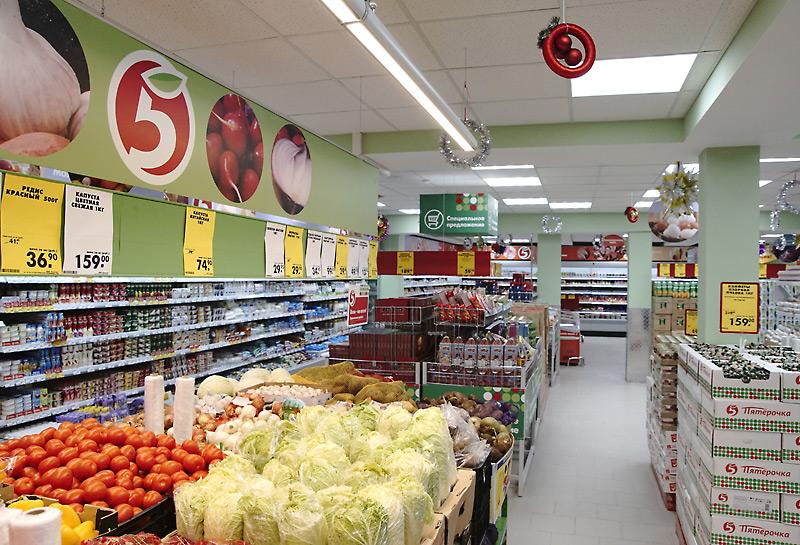 Сети сдержали цены, несмотря на инфляцию